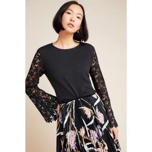 Anthropologie   NWT Delilah Lace Top